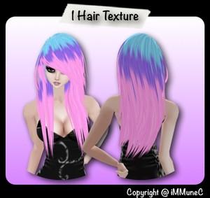 1 Hair Texture (Tutorial Hair 10)