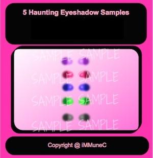 5 Haunting Eyeshadows Instant Makeup