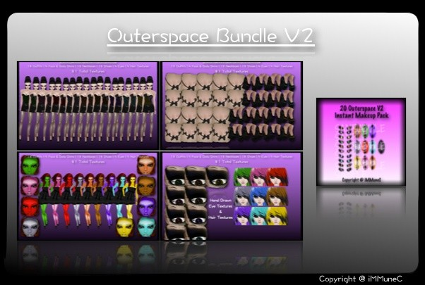 81 Outerspace Bundle (V2) With Resell Rights