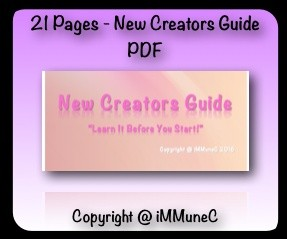 IMVU New Creators Guide