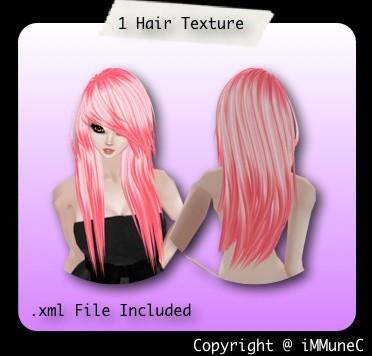 1 Hair Texture (Tutorial Hair 1)