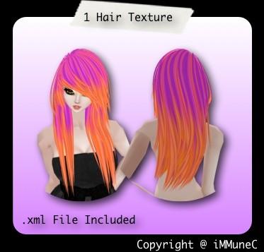1 Hair Texture (Tutorial Hair 2)