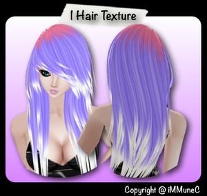 1 Hair Texture (Tutorial Hair 11)