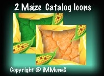2 Maize Catalog Icons