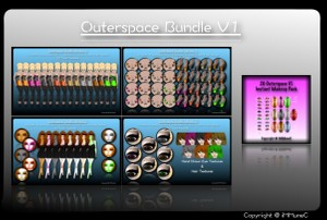 72 Outerspace Bundle (V1)