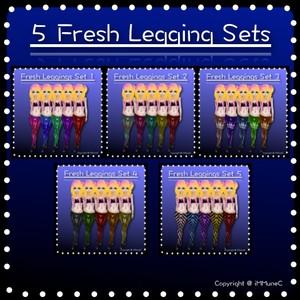 25 Fresh Leggings