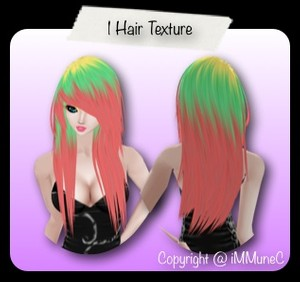 1 Hair Texture (Tutorial Hair 6)