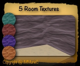 5 Waves Room Textures