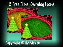 2 Tree Time Catalog Icons