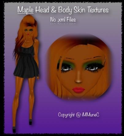 1 Maple Wonderful Skin Texture