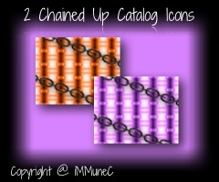 2 Chained Up Catalog Icons