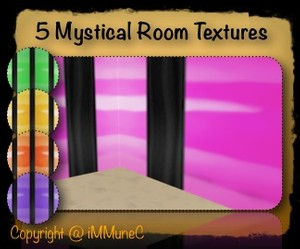 5 Mystical Room Textures