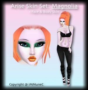 1 Magnolia Arise Skin Texture