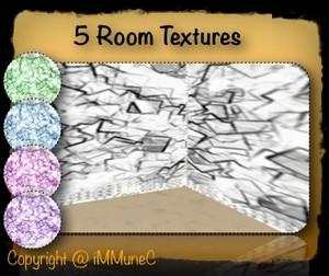 5 Room Textures (Set 15)