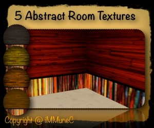 5 Abstract Room Textures