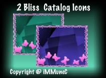 2 Bliss Catalog Icons