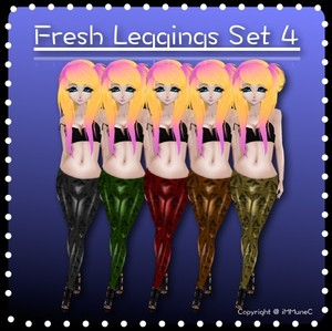 5 Fresh Leggings Set 4