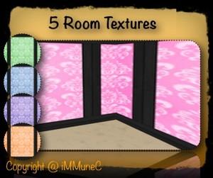 5 Room Textures (Set 14)