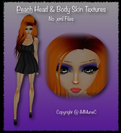 1 Peach Wonderful Skin Texture