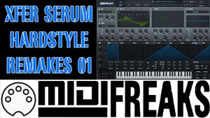 Midifreaks - Serum Hardstyle Remakes Vol.1