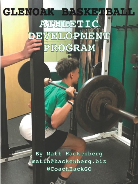 Athletic Development Guide (GlenOak Basketball)