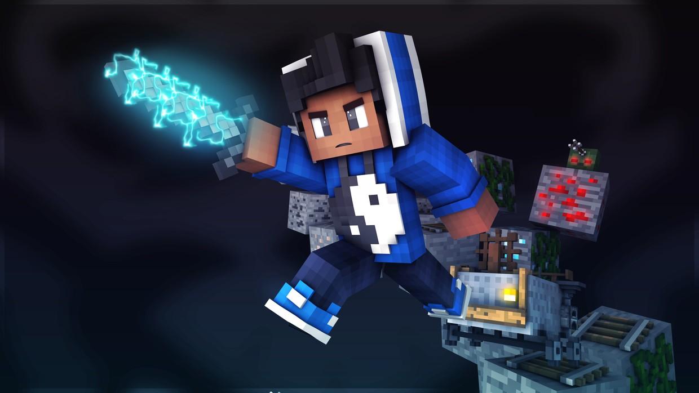 Minecraft 3d Wallpaper