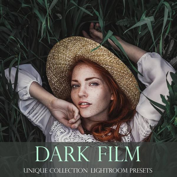 Dark Film Lightroom Presets