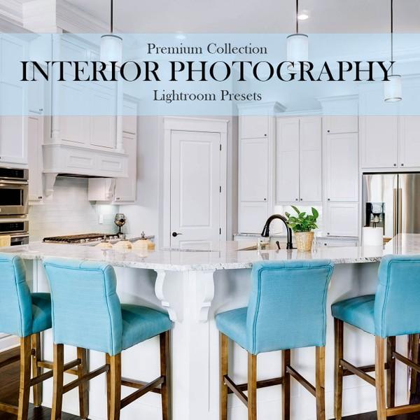 Interior Photography Lightroom Presets