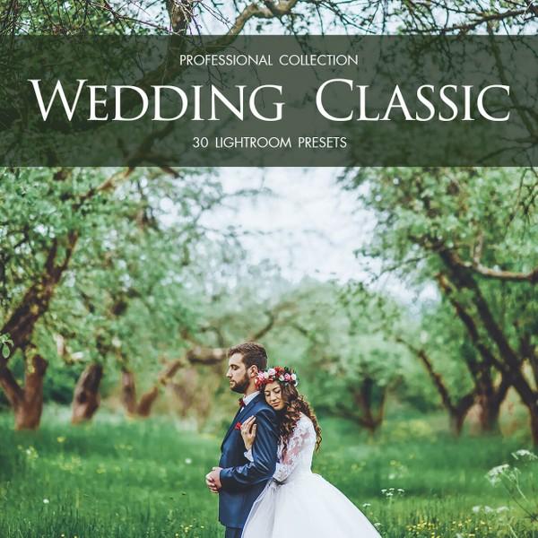 Wedding Classic Lightroom Presets