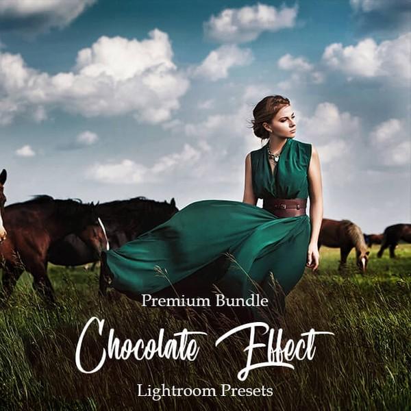Chocolate Effect Lightroom Presets