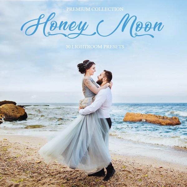 Honey Moon Lightroom Presets