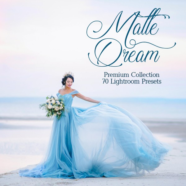 Matte Dream Wedding Lightroom Presets