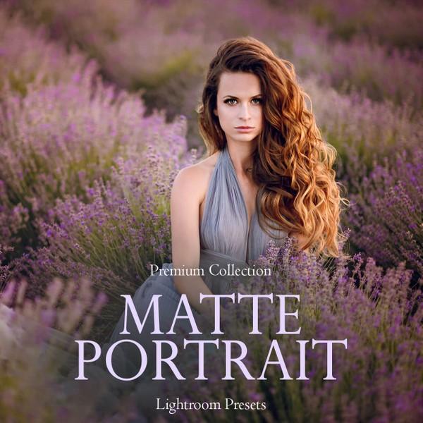 Matte Portrait Lightroom Presets