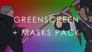 Inspired Island Masking/Greenscreen Pack