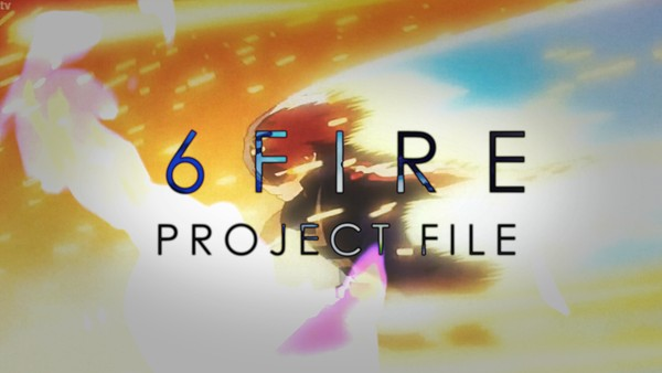 6Fire COMPLETE Project File [SVP14]