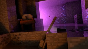 Minecraft | C4D Wallpaper [1920 X 1080]