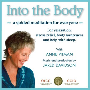 Into the Body: A Guided Meditation for Everyone  - $10.00 USD