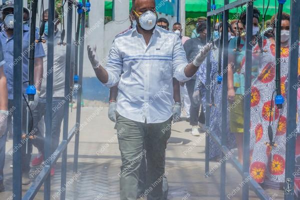 Sanitisation-Hamid J Hamid
