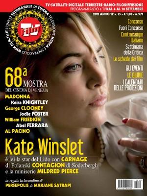 FilmTv n° 35 / 2011