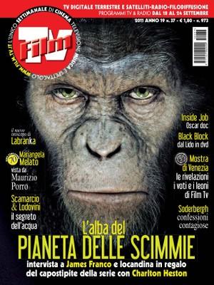FilmTv n° 37 / 2011
