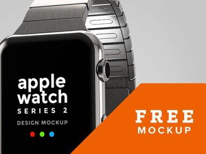 Apple Watch Series 2 Design Mockup
