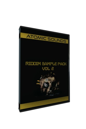 Atomic Sounds - Riddim Sample Pack Vol. 2