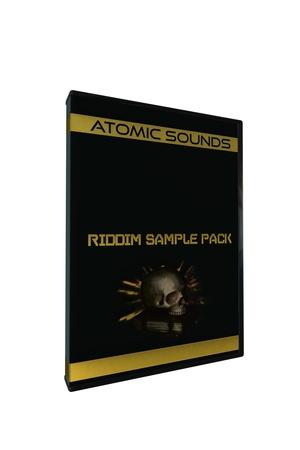 Atomic Sounds - Riddim Sample Pack