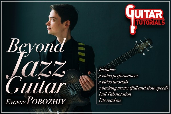 Evgeny Pobozhiy - Beyond The Jazz Guitar