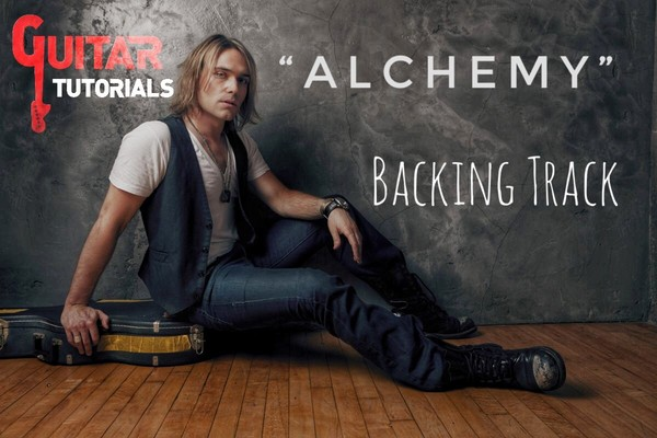 Philip Sayce - Alchemy - Guitar Backing Track