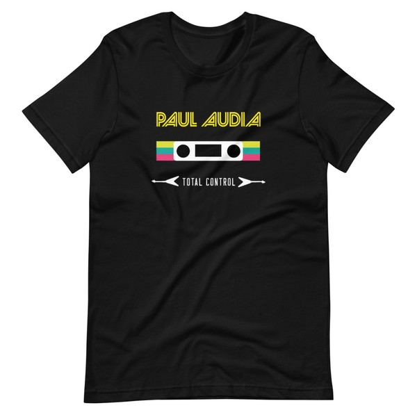 Paul Audia's Tape T-Shirt