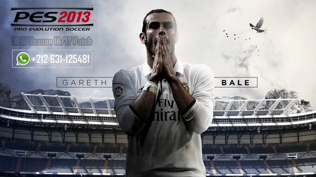 PES 2013 NEW season 16/17 patch for PS3 CFW by SalahHBK