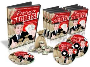Profitable Affiliate Marketing Clickbank Paycheck Secrets Video Course Free Ship