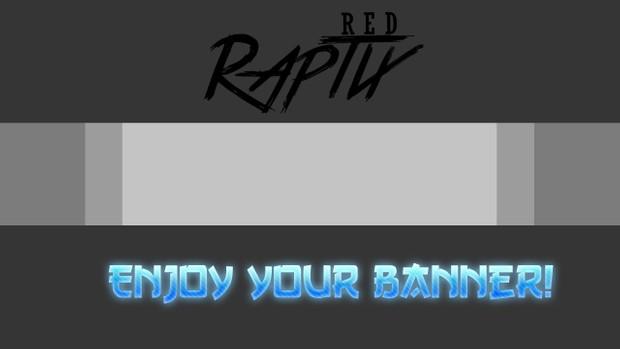 Banner-Vorlage [RaptixRED] - RaptixRED