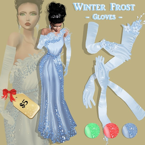 WINTER FROST BUNDLE w/ Resell Rights